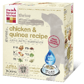 The Honest Kitchen Thrive - Chicken & Quinoa