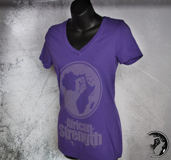 African Strength Vintage Discounted Tee