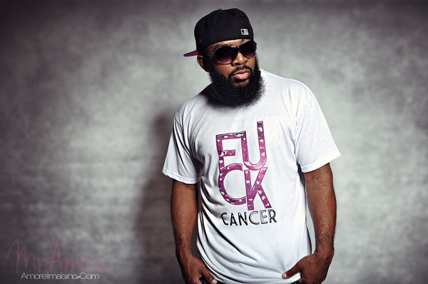 Cancer Full Color Tee