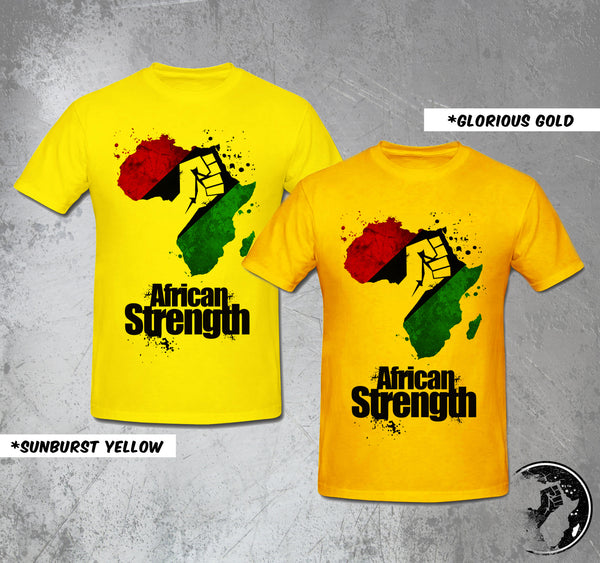 African Strength Elite (Glorious Gold)