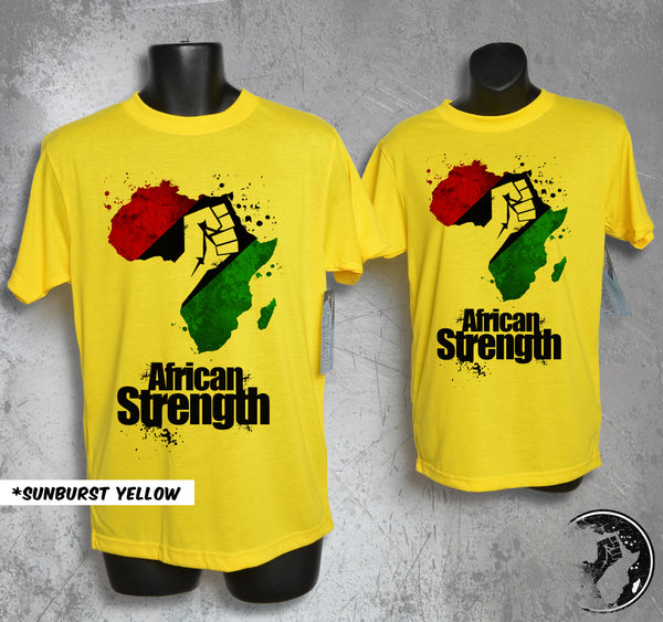 African Strength Elite (Sunburst)