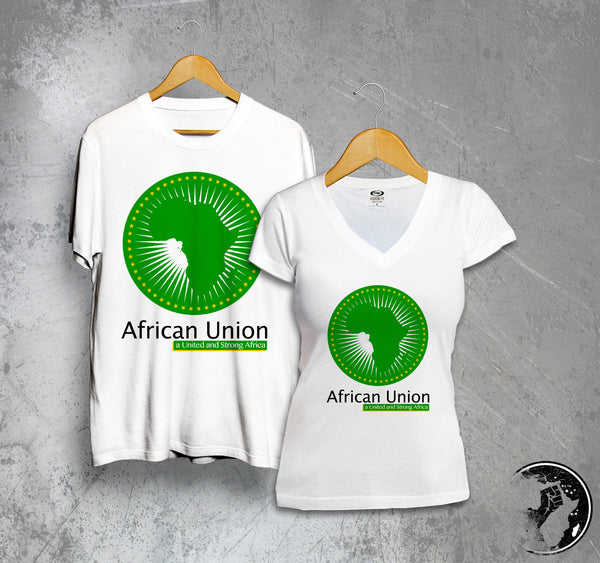 African Union Full Color Tee