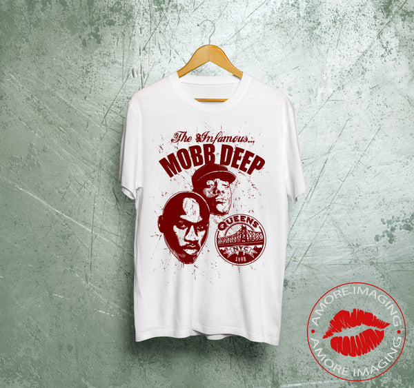 *Mobb Deep Tribute Tee #4