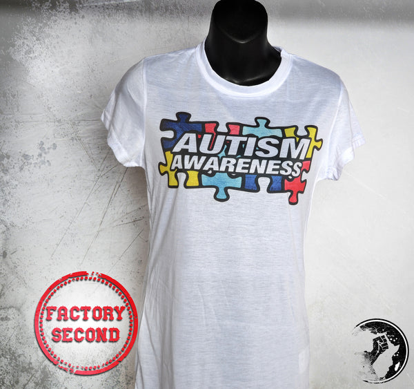 Girl's Autism Discounted Tee (Youth)