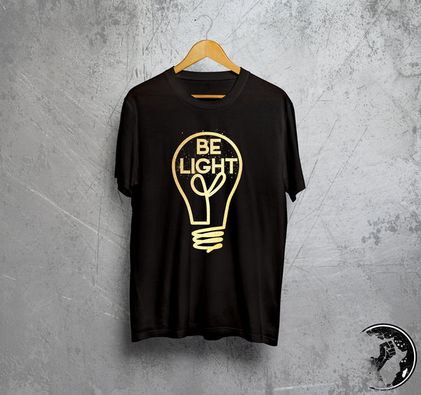 Be Light Platinum Tee