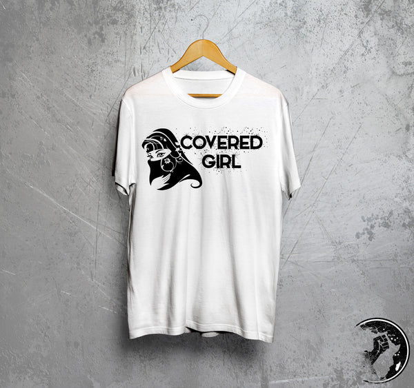 Covered Girl #3 Tee
