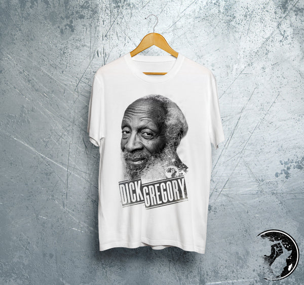 Dick Gregory Tribute Tee
