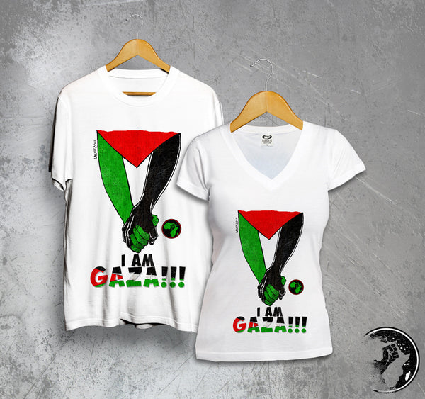Gaza Full Color Tee
