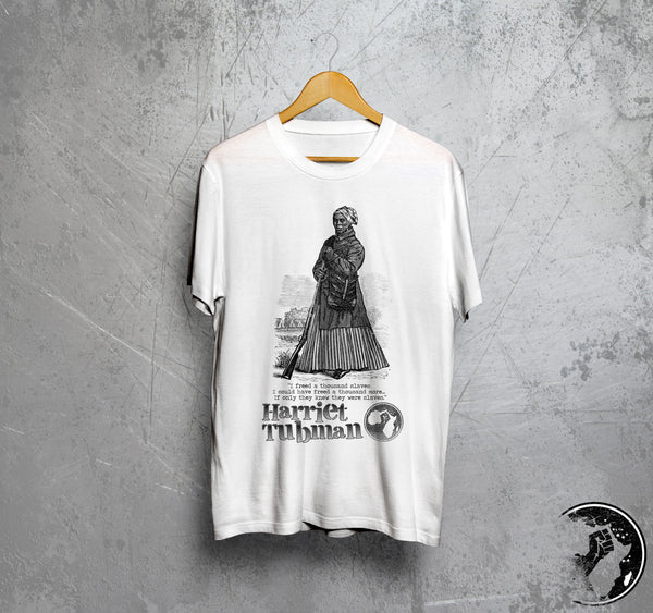 Harriet Tubman Rifle Tee