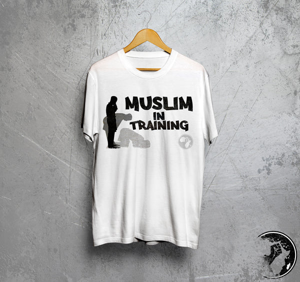 Muslim In Training Tee