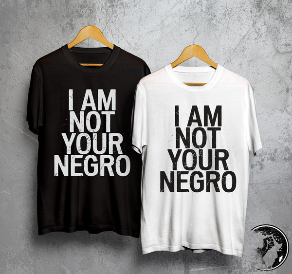 Not Your Negro Combo #01