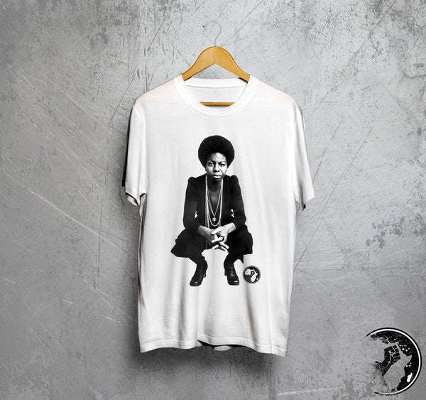 Nina Simone Focused Tee