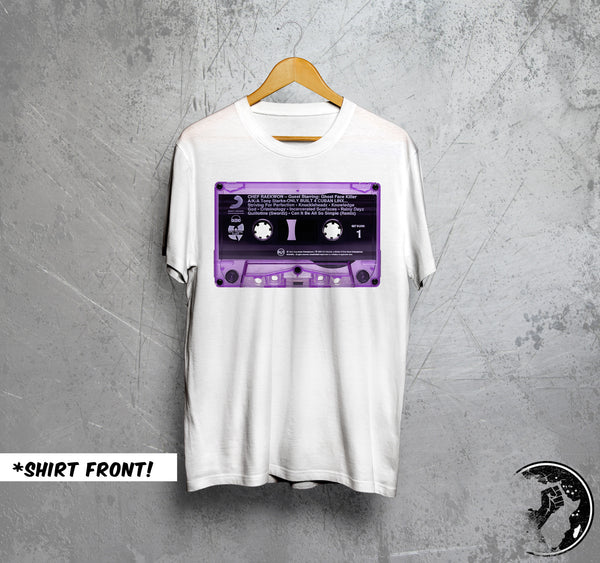 Purple Tape Xclusive Tee