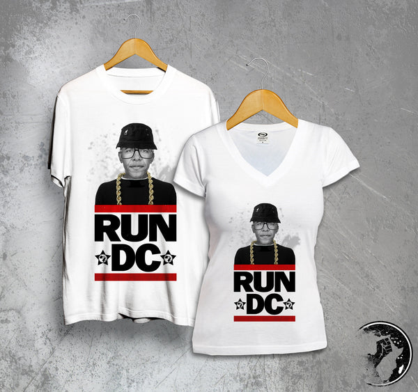 Run DC Full Color Tee
