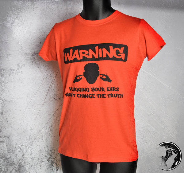 WARNING Discounted Tee