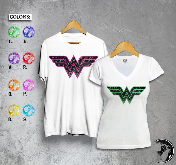 Wonder Woman Full Color Tee