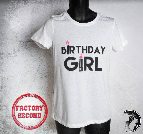 Birthday Girl Discounted Tee