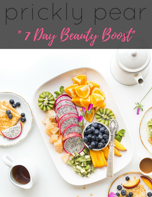 7 Day Beauty Boost