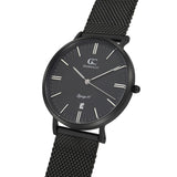 36mm Penn TL13676 Black Black Black Mesh Strap Band Women's Watch