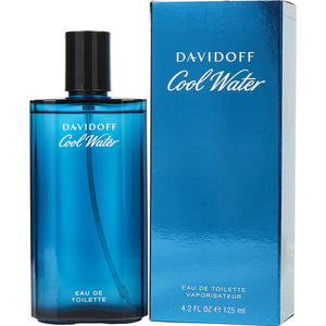 Cool Water By Davidoff Edt Spray 4.2 Oz