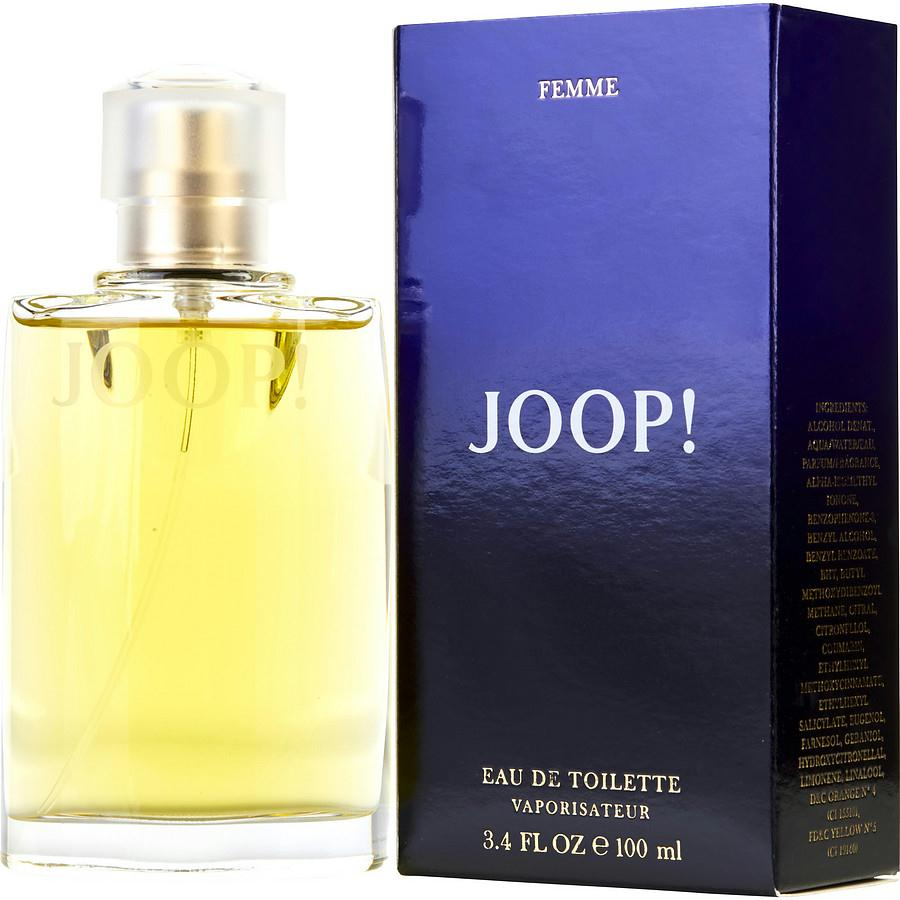 Joop! By Joop! Edt Spray 3.4 Oz