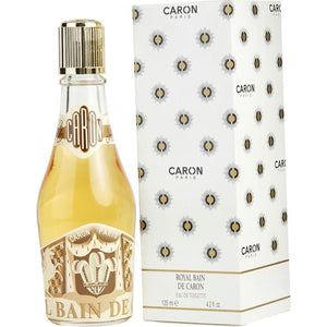 Royal Bain Caron Champagne By Caron Edt 4.2 Oz