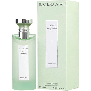 Bvlgari Green Tea By Bvlgari Cologne Spray 2.5 Oz