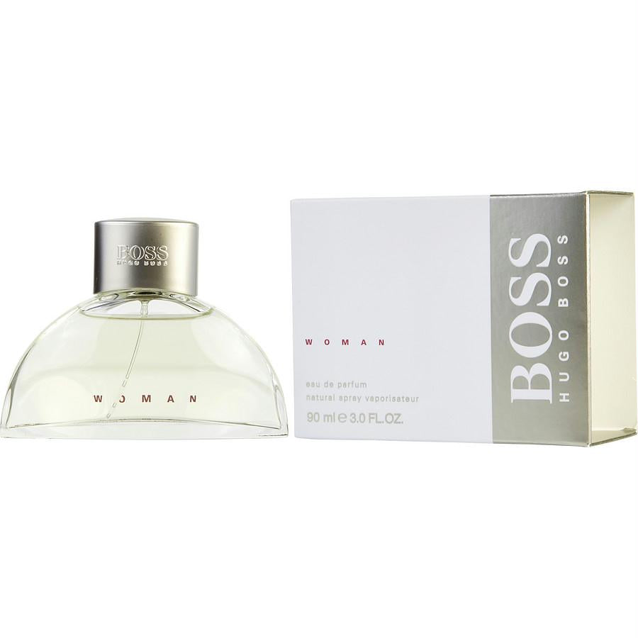 Boss By Hugo Boss Eau De Parfum Spray 3 Oz