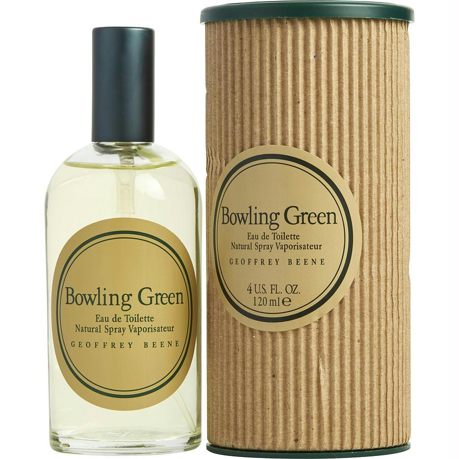 Bowling Green By Geoffrey Beene Edt Spray 4 Oz