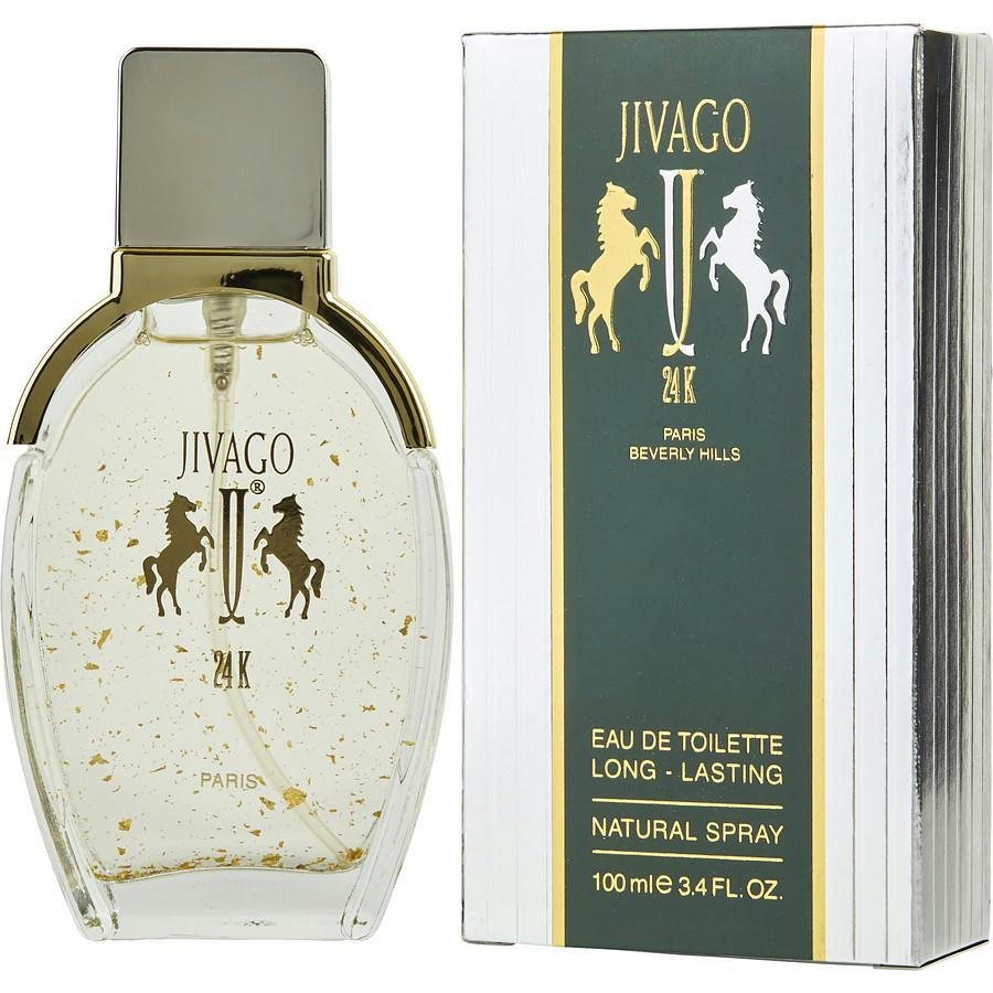 Jivago 24k By Jivago Edt Spray 3.4 Oz