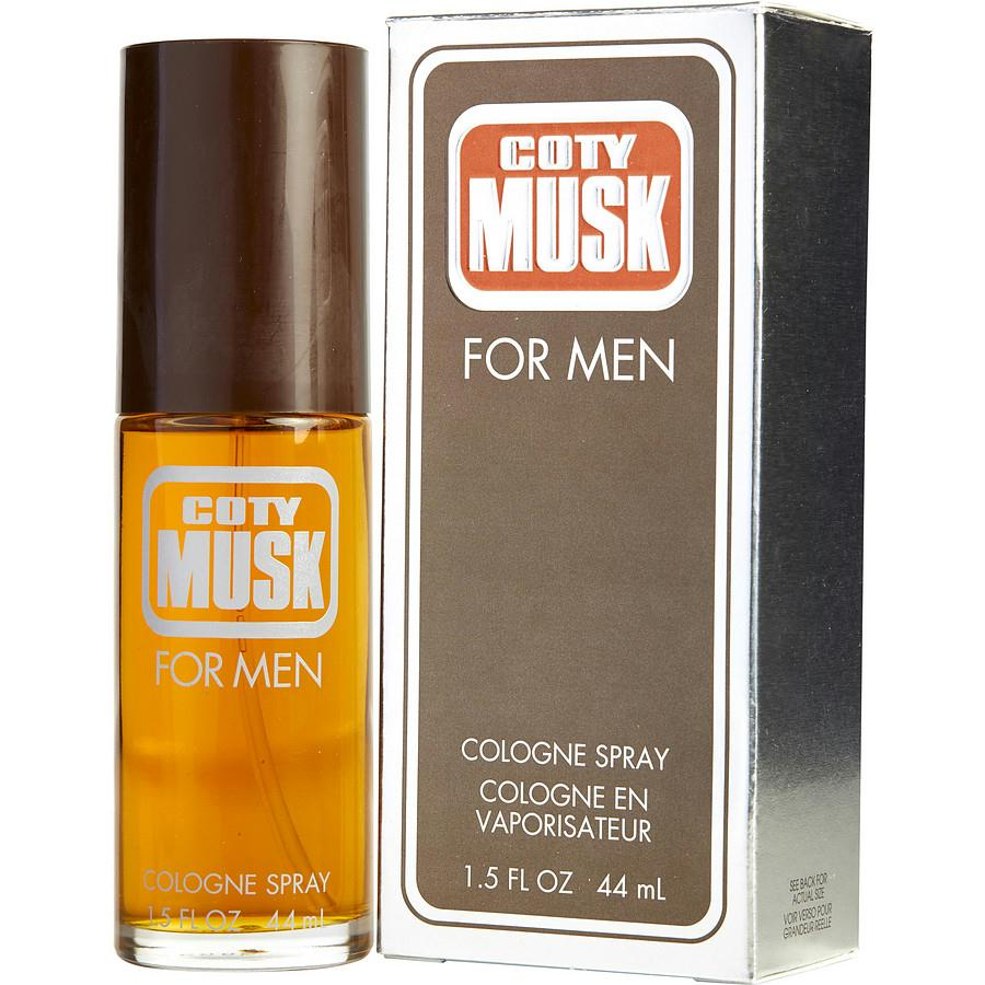 Coty Musk By Coty Cologne Spray 1.5 Oz