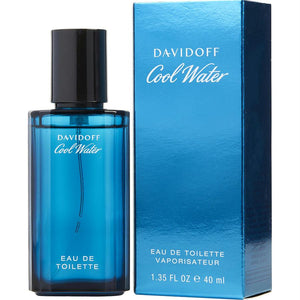 Cool Water By Davidoff Edt Spray 1.3 Oz