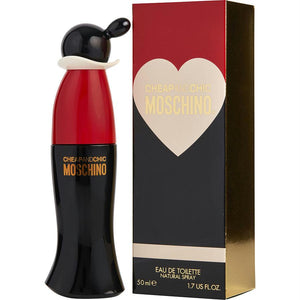 Cheap & Chic By Moschino Edt Spray 1.7 Oz