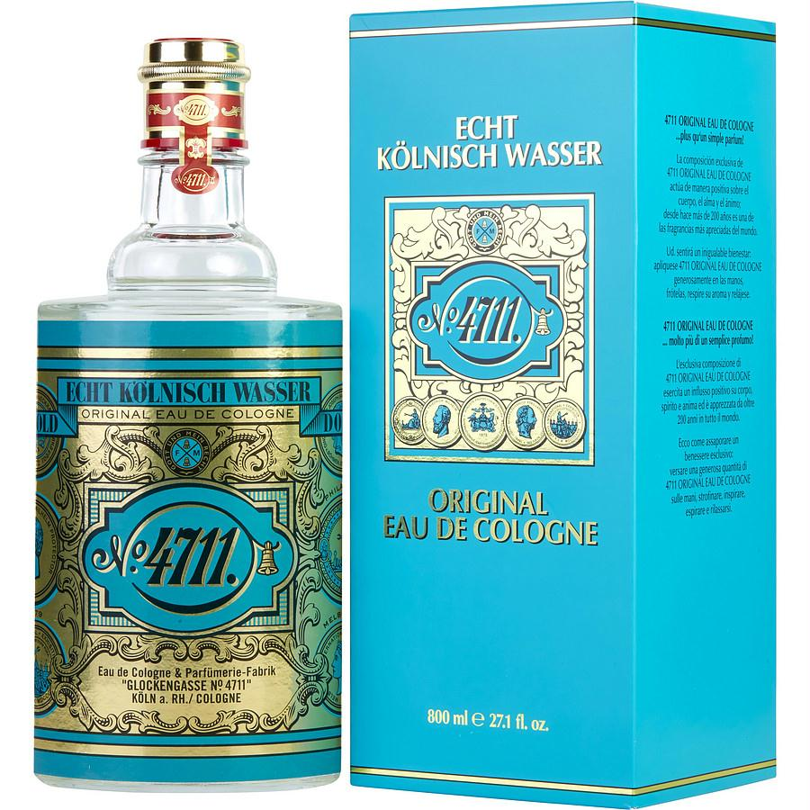 4711 By Muelhens Eau De Cologne 27.1 Oz