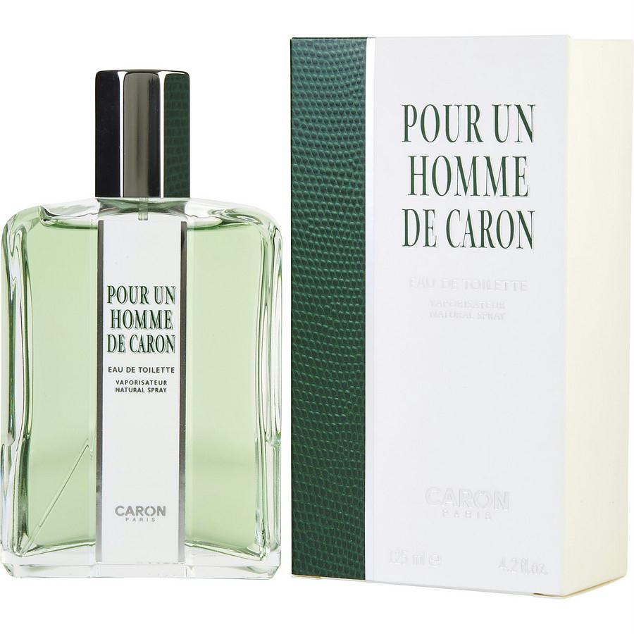 Caron Pour Homme By Caron Edt Spray 4.2 Oz
