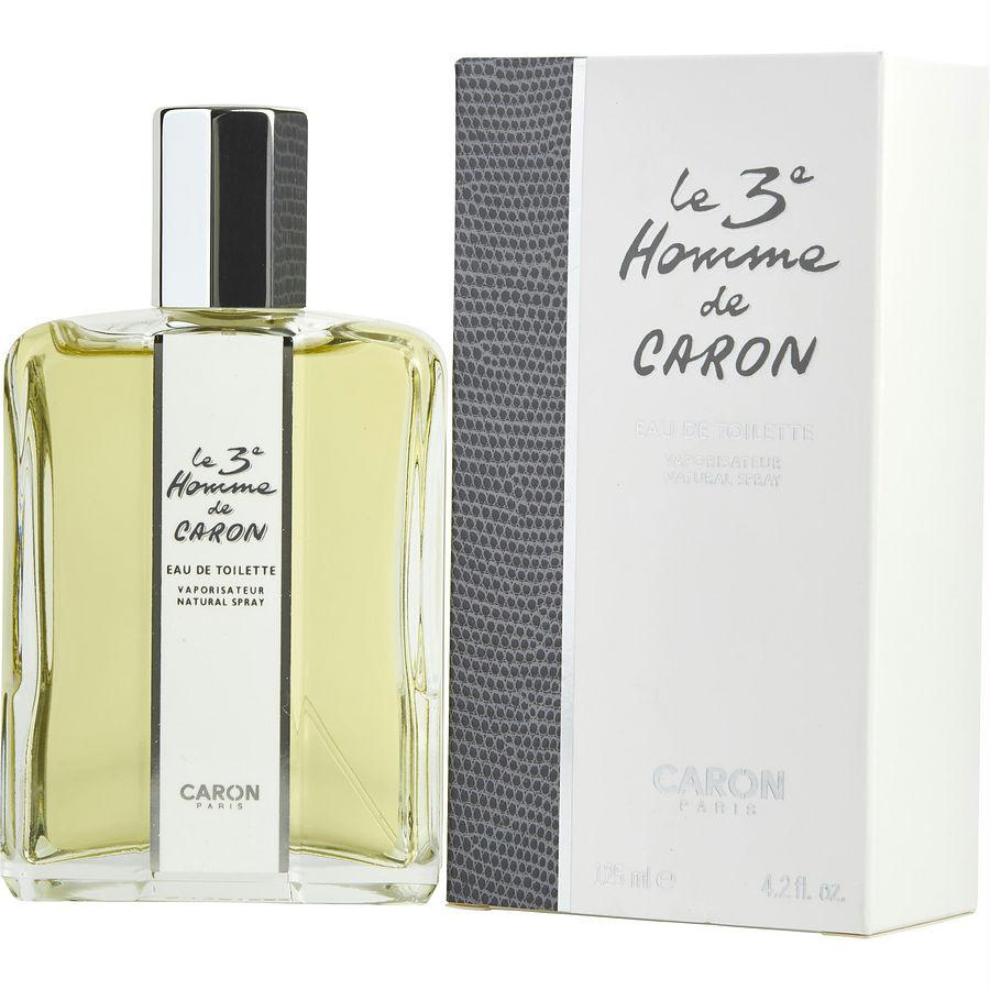 Le 3rd Caron By Caron Edt Spray 4.2 Oz