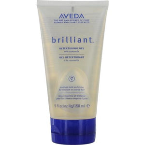 Brilliant Retexturing Medium Hold Gel For Coarse Hair 5 Oz