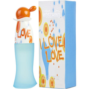 I Love Love By Moschino Edt Spray 1.7 Oz