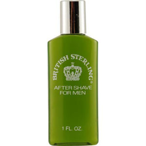 British Sterling By Dana Aftershave 1 Oz (unboxed) (plastic Bottle)