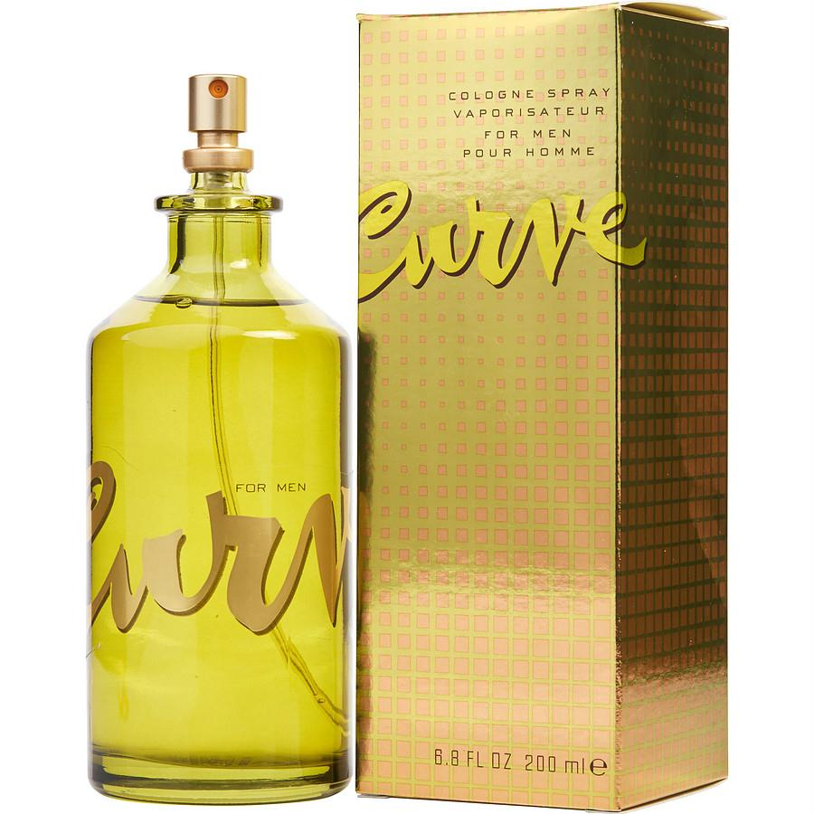 Curve By Liz Claiborne Cologne Spray 6.8 Oz