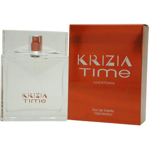 Krizia Time By Krizia Edt Spray 2.5 Oz