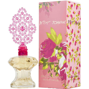 Betsey Johnson By Betsey Johnson Eau De Parfum Spray 3.4 Oz
