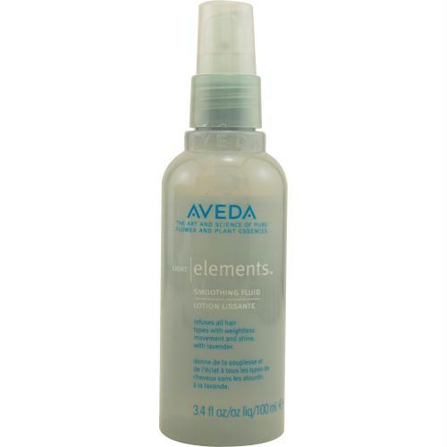 Light Elements Smoothing Fluid Lotion 3.4 Oz