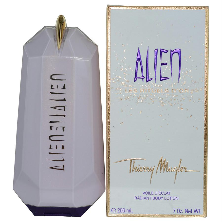 Alien By Thierry Mugler Radiant Body Lotion 6.8 Oz