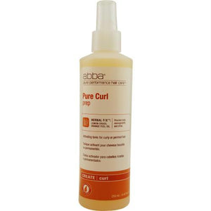 Curl Prep Spray 8 Oz