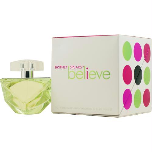 Believe Britney Spears By Britney Spears Eau De Parfum Spray 1.7 Oz