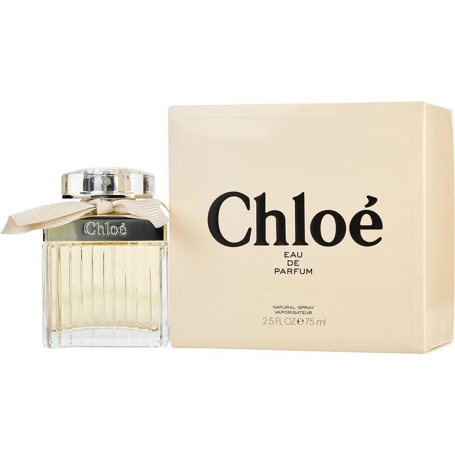 Chloe New By Chloe Eau De Parfum Spray 2.5 Oz