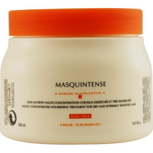 Nutritive Masquintense Nourishing Treatment For Thick Hair 16.9 Oz