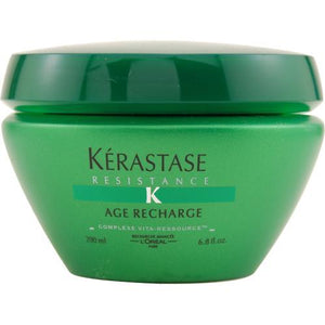 Resistance Age Recharge Firming Gel Masque For Hair Losing 6.8 Oz