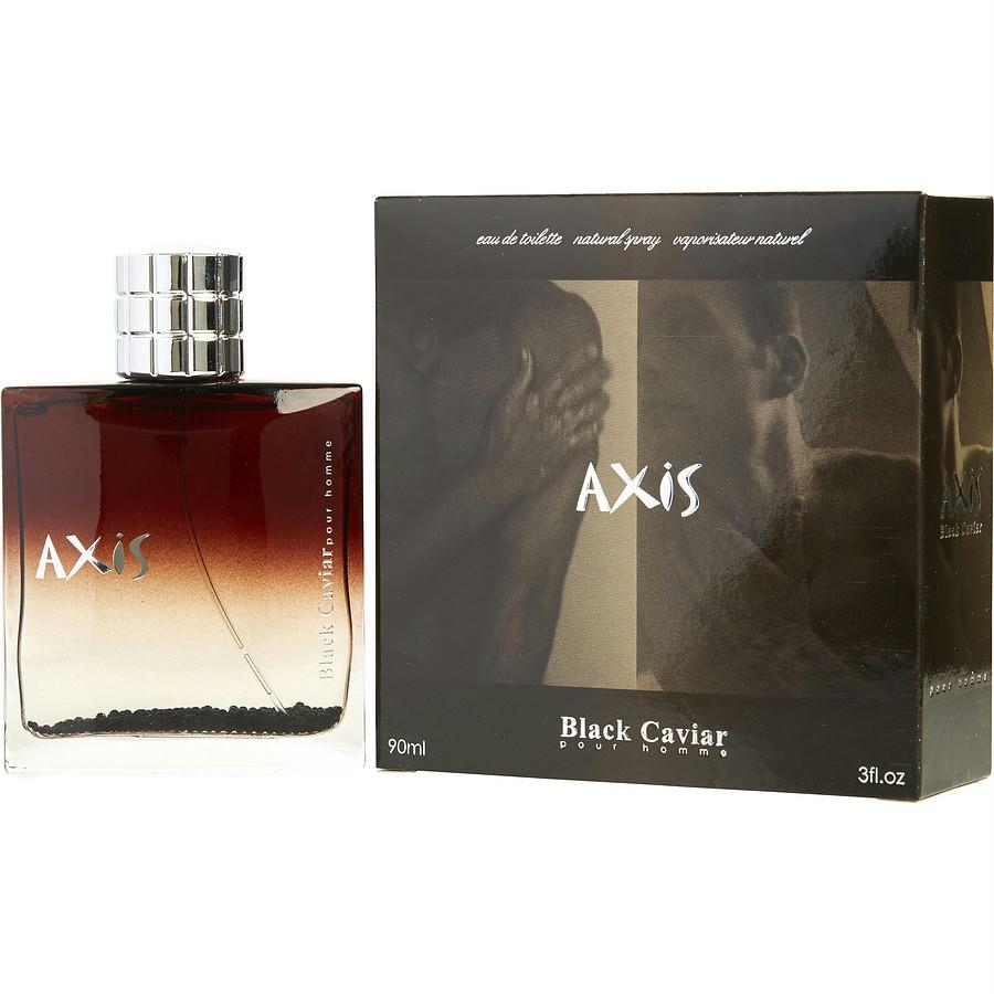 Axis Black Caviar By Sos Creations Edt Spray 3 Oz